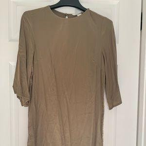 Light Olive colored dress